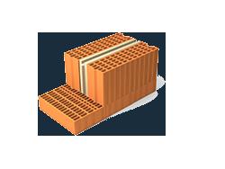 brique terre cuite pour une isolation thermique optimale bio 39 bric. Black Bedroom Furniture Sets. Home Design Ideas